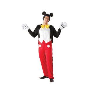 Rubies Kostým Mickey Mouse - pánsky Velikost - dospělý: XL