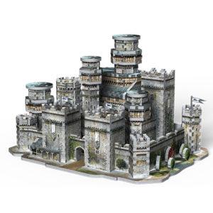 3D Wrebbit Puzzle Hra o trůny - Winterfell