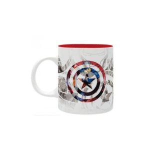 ABY style Hrnek Kapitán Amerika - Marvel