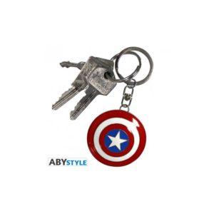 ABY style Klíčenka Kapitán Amerika - Marvel