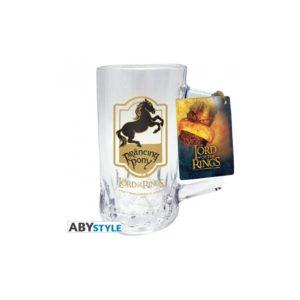 ABY style Pivní pohár PRANCING Pony - Pán Prstenů