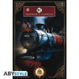 ABY style Plakát Harry Potter - Bradavický expres