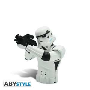 ABY style Pokladnička Star Wars - Stormtrooper
