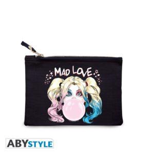ABY style Taštička na make-up - Harley Quinn