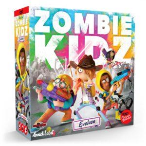 ADC Blackfire Společenská hra - Zombie Kidz: Evoluce