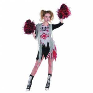 Amscan Dámský kostým - Zombie roztleskávačky Velikost - dospělý: PLUS
