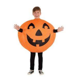 Amscan Detský kostým - Halloweenska nafukovacia tekvica