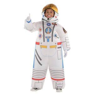 Amscan Dětský kostým - Nafukovací astronaut