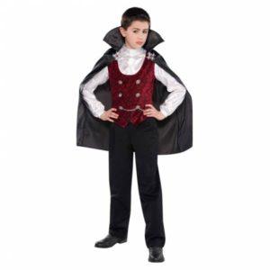 Amscan Dětský kostým - Upír Velikost - děti: L