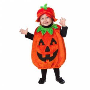 Amscan Dětský kostým pro nejmenší - Malá tykev