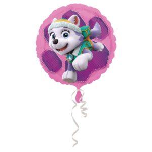 Amscan Fóliový balón Paw Patrol Skye & Everest 43cm