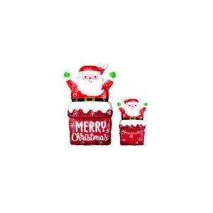 Amscan Fóliový balón - Santa Claus