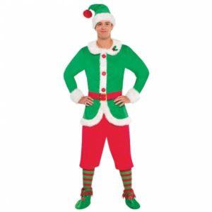 Amscan Pánský kostým - Elf Velikost - dospělý: L
