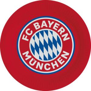 Amscan Talíře - FC Bayern Mnichov