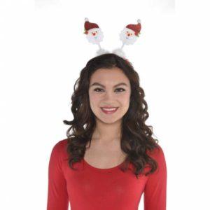 Amscan Vánoční čelenka - Santa Claus