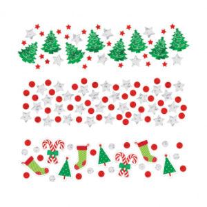 Amscan Vánoční konfety