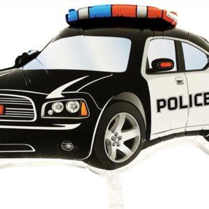 BP Fóliový balón - policejní auto