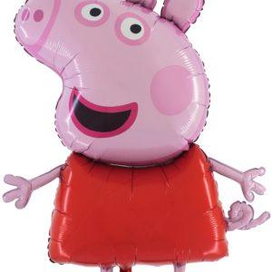 BP Fóliový balón - prasátko Peppa Pig