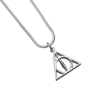 Carat Shop Náhrdelník Harry Potter - Relikvie smrti