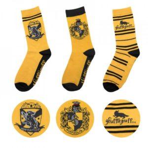 Cinereplicas Sada 3 párů ponožek Harry Potter - Mrzimor