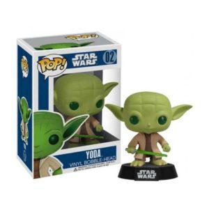 Figurka Funko POP Bobble Star Wars - Yoda