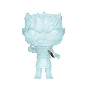 Figurka Funko POP Game of Thrones - Crystal Night King s dýkou v hrudi