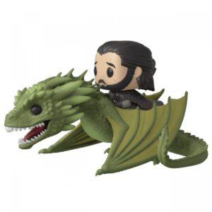 Figurka Funko POP Game of Thrones - Jon Snow & Rhaegal