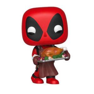 Funko POP figurka Marvel Holiday - Deadpool