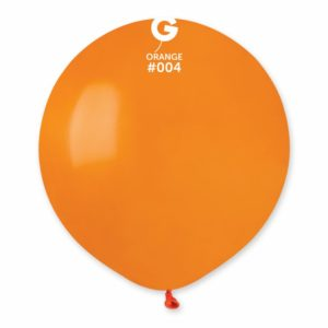 Gemar Balón pastelový oranžový 48 cm
