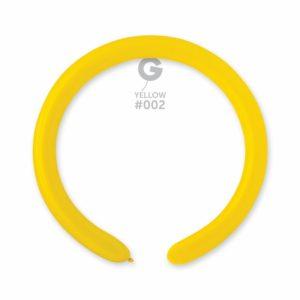 Gemar Tvarovací balónek žlutý