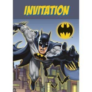 Godan Pozvánky Batman 8 ks