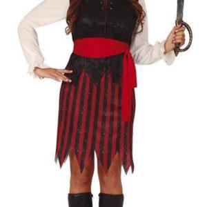 Guirca Dámský kostým - Pirátka Velikost - dospělý: L