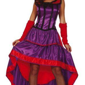 Guirca Dámský kostým - Žena ze Západu (Steampunk) Velikost - dospělý: L