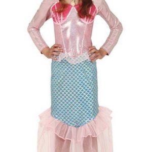 Guirca Dětský kostým - Ariel malá mořská panna Velikost - děti: XL