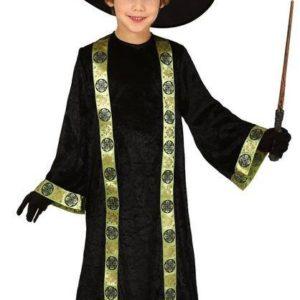 Guirca Dětský kostým - Černý Čaroděj Harry Potter Velikost - děti: XL