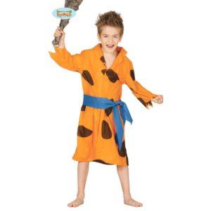 Guirca Dětský kostým - Fred Flintston Velikost - děti: XL