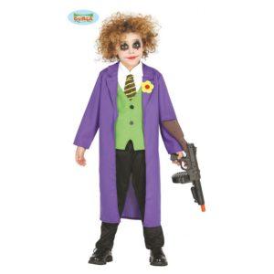 Guirca Dětský kostým - Joker Velikost - děti: XL