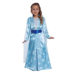 Guirca Dětský kostým - Ledová princezna Elsa Velikost - děti: XL