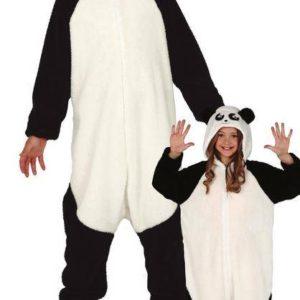 Guirca Dětský kostým - Panda Velikost - děti: L