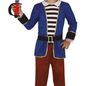 Guirca Dětský kostým - Pirát Velikost - děti: XL