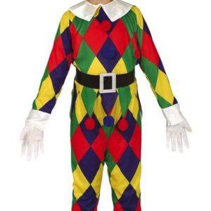 Guirca Dětský kostým - Šašek Velikost - děti: XL