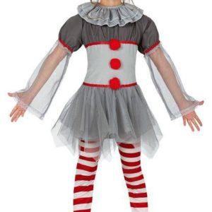 Guirca Dětský kostým - Špatný Klaun dívka Velikost - děti: XL