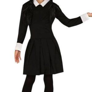 Guirca Dětský kostým - Wednesday Addams Velikost - děti: M
