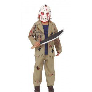 Guirca Jason - Dětský kostým Velikost - děti: M