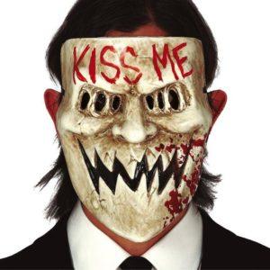 Guirca Maska - Kiss me (Očista)