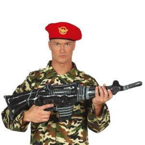 Guirca Nafukovací zbraň - samopal 90 cm