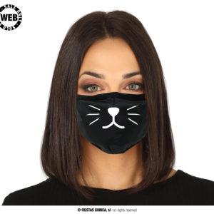 Guirca Ochranné rouško s motivem kočky