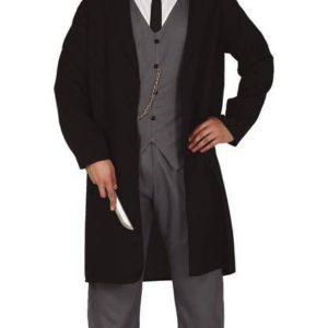 Guirca Pánský kostým - Anglický Gangster Velikost - dospělý: L
