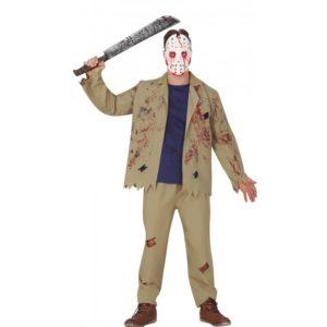 Guirca Pánský kostým - Jason Velikost - dospělý: L