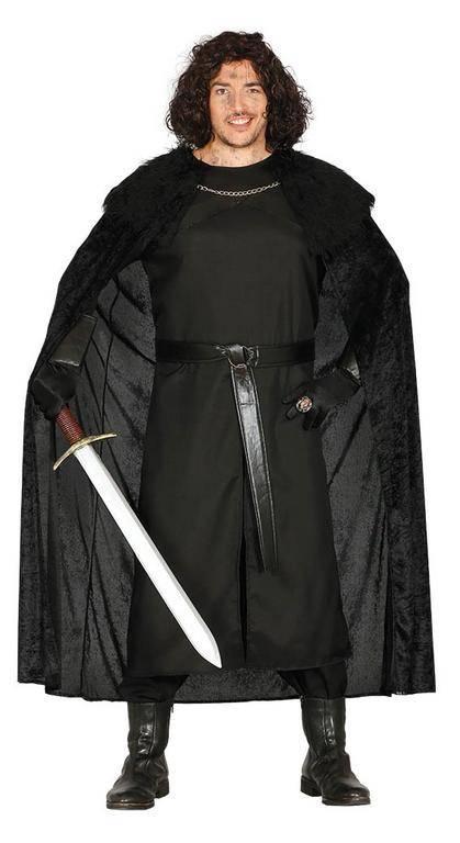 Guirca Pánský kostým - Jon Snow Velikost - dospělý: XL